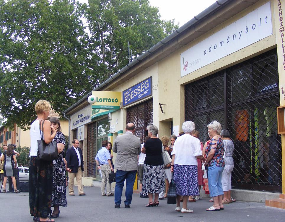 vegyész utcai bolt
